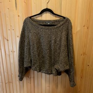 Off the shoulder sweater (Size small)